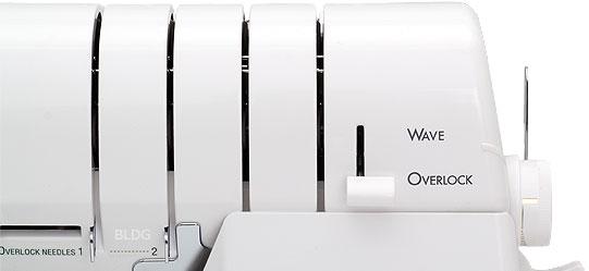overlock-nähmaschine coverstich ovation fadenspannung